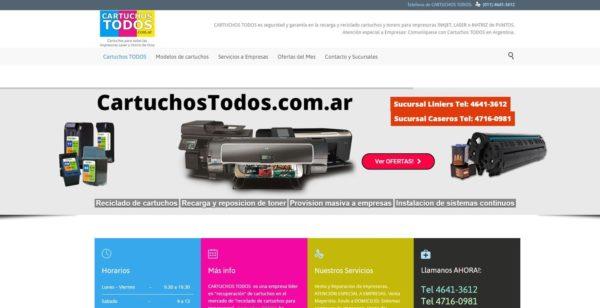 CARTUCHOS TODOS
