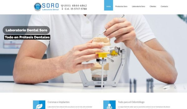 LABORATORIO DENTAL SORO