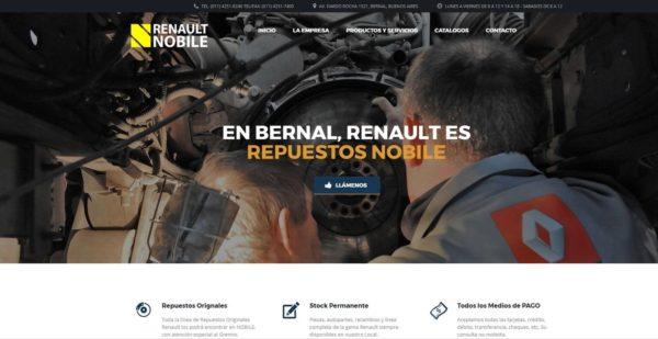 Renault Nobile Repuestos Quilmes