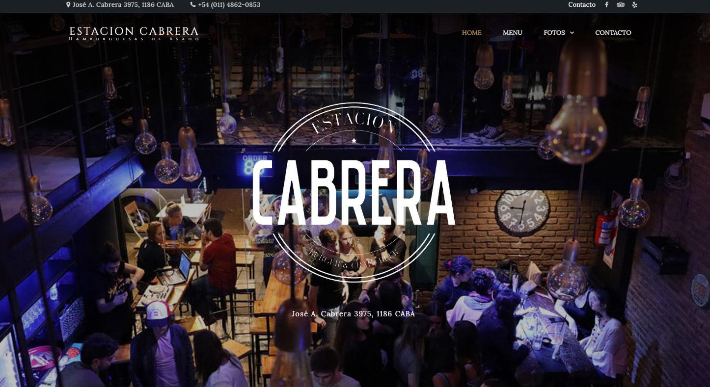 Hamburguesería y cervecería en Palermo