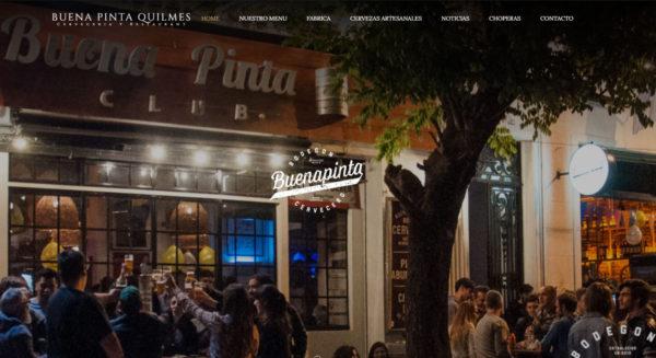 Buena Pinta Bodegón cerveceria Quilmes